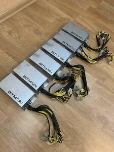 Bitmain APW3++ PSU 1600W Power Supply - S9
