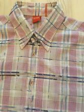 Hugo Boss Shirt Medium Long Sleeved