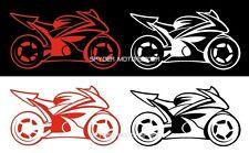 Motorrad  Yamaha R1 R6 Motorsport Aufkleber Sticker für Auto Motorrad Bus LKW