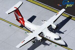 Gemini Jets 1:200 Qantas Link Dash-8 DHC-8-200 'Silver Roo' VH-TQX