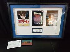 Framed Wayne Gretzky 3 Photo Collection - Autographed - 12/99 - Upper Deck COA -
