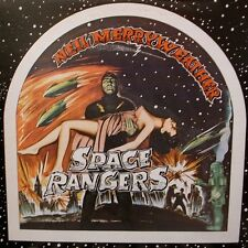 """Neil Merryweather:  """"Space Rangers""""   (Vinyl Reissue)"""