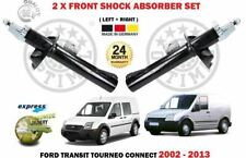 FOR FORD TRANSIT TOURNEO CONNECT 2002-2013 2x FRONT SHOCK ABSORBER SHOCKER SET