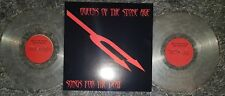 "12"" Limited Vinyl 2x LP Queens of the Stone Age - Songs for the Deaf Soundgarden"