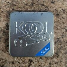 "Kool ""Team Kool Green"" Racing Car Tin Cigarette Container"