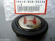 """JDM HONDA Acura NSX Type-R """"NA1"""" Horn Button 78514-SL0-Z01ZA GENUINE BRAND NEW"""
