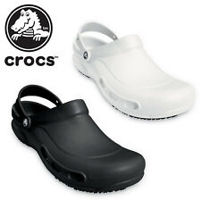 Crocs Bistro Kitchen Clogs Comfort Work Slip Resistant Unisex Shoes UK6-12 2020