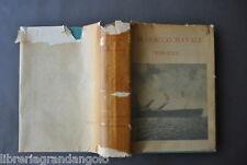 Mare Navigazione Navi Marina Militare da Guerra Almanacco Navale 1939