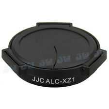 JJC AUTO Open & Close LENS CAP HOOD FOR OLYMPUS XZ-1 LC-63A XZ-2 ALC-XZ1 Camera
