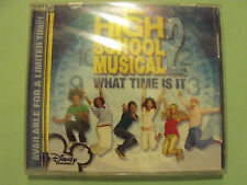 High School Musical 2: What Time Is It, Single, Brand New, Awesome CD!!