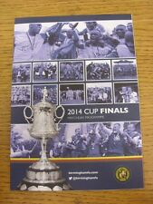 06/04/2014 Birmingham Sunday Junior Cup Final: Olympic Sports v Old Crown Covent