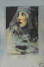 Rock Diva: Stevie Nicks * Wild Hearts * Concert Tour Poster 1983 12x18
