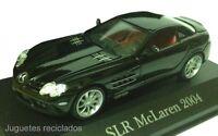 1/43 MERCEDES SLR MCLAREN 2004 IXO ALTAYA COCHE MINIATURA ESCALA DIECAST