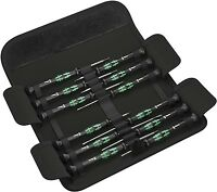 Wera Tools 12Pce Precision Screwdriver Tool Kit Star Torx Phillips Mixed In Case