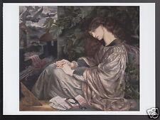 DANTE GABRIEL ROSSETTI La Pia de'Tolomei ART ARTWORK PAINTING MODERN POSTCARD