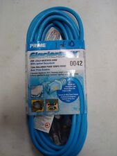 # 0042 Prime GlacierFlex 25ft Cold-Weather Cord 14/3 Lighted End
