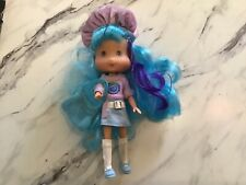 Contemporary Rainbow Brite Character Doll 8� With Hat Cute