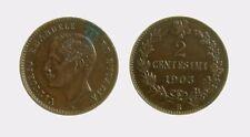 pci4554) Vittorio Emanuele III  (1901-1943) 2 Cent Valore 1903