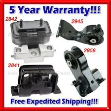 M420 For 98-00 Dodge Stratus 2.5L/ 2000 Plymouth Breeze 2.4L Motor & Trans Mount