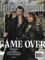 Entertainment Weekly Magazine Game Of Thrones Special Collector's Issue Cover 13