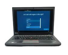 LENOVO THINKPAD T450s LAPTOP INTEL i7-5600U, 8GB, 500GB SSD,  WIN 10 PRO #A1