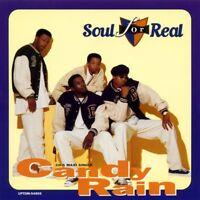 CANDY RAIN - SOUL FOR REAL -   CD MAXI (boitier album) 4 TITRES 1994
