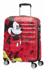 SPINNER 55 CM BAGAGLIO A MANO AMERICAN TOURISTER 31C.001 MICKEY COMICS RED ROSSO