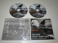 RUDOLF NELSON/Y RUDI MACHT MÚSICA DAZU(NOBLE/0014602TLR)2xCD álbum