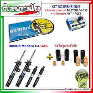 Ammortizzatori BILSTEIN + Tamponi AUDI A3 II (8P1) 2.0TDI 16V Kw 103 Cv 140