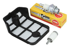 Service Kit Fits RYOBI PCN4040 PCN4545 With Filter, Spark Plug and Fuel Filter