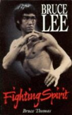 Bruce Lee: Fighting Spirit by Thomas, Bruce Paperback Book The Cheap Fast Free