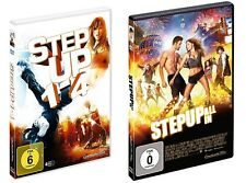5 DVDs * STEP UP - ALLE 5 FILME IM SET - Channing Tatum # NEU OVP +