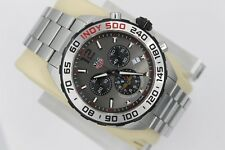 1 of 1000 Tag Heuer CAZ1016.EB0058 Formula F1 SS Watch Mens Indy 500 Chronograph