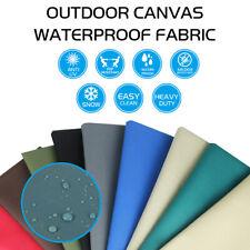 Waterproof Canvas Ripstop Fabric Heavy Duffel Bag Stillage Industrial Good Cover