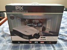 IPIX Cinema Concepts HDR-7710 LED HD Projector 3D Compatible