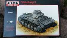 Pz.BeoWg. II  ATTACK HOBBY KITS  1/72