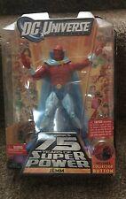 DC Universe Classics Jemm 75 anni di Super Power. VALIDUS BAF