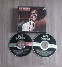 Fats Domino Volume 1 (CD). 2 x CD MADE IN FRANCE 1995. 28 TITRES.