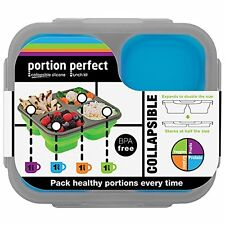 Smart Planet Pp1lplb Blue Lunch Kit Perfect Portions