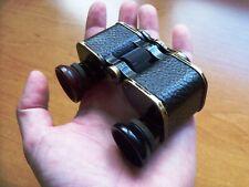 BINOCULARS FERNGLAS Carl Zeiss Jena 6X15 TELETUR Year of Manufacture: 1913