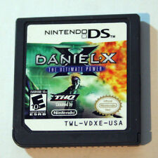 Daniel X: The Ultimate Power (Nintendo DS) Game Cartridge Only - Tested