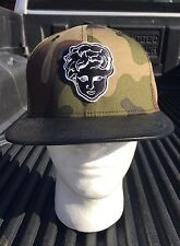 Camo Dream Chasers SnapBack Hat Meek Mill Hip Hop - Angel