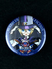 BlazBlue Central Fiction Carl Clover Mini Can Badge TGS 2015