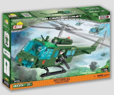 Air Cavalry - 'Huey' - COBI 2232 - 405 pieces military helicopter