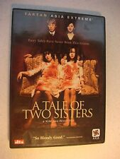 A Tale of Two Sisters - Unrated DVD - Korean Horror - Tartan Asia Extreme
