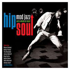 Hip Soul - Mod Jazz And A Whole Lot More! 2CD NEW/SEALED
