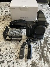 Fuji GFX 50S Body, Used, Battery Grip And EVF-TL1 Tilt Adapt Plus Extras!
