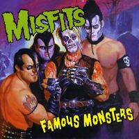 Misfits - Famous Monsters [New CD]