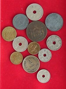 COLLECTION LOT ROMANIA 13PC 56GR #xx26 046