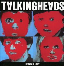 Talking Heads, The Talking Heads - Remain in Light [New CD]